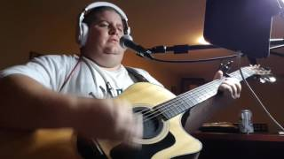 Chris Stapleton - Last thing I needed, First thing this morning (Cover)