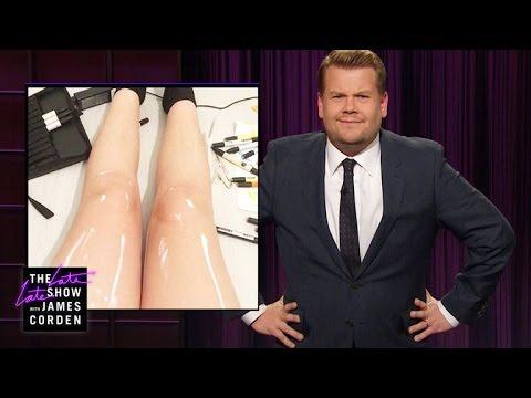 Shiny Legs Debate Is Tearing Us Apart