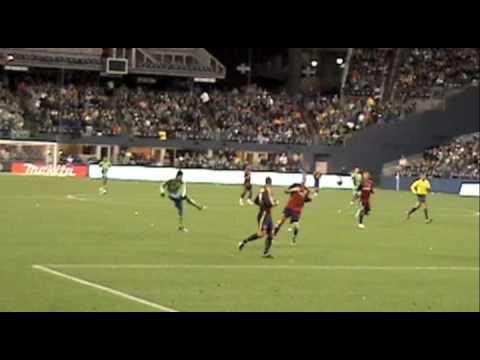 Fredy Montero Score vs. Real Salt Lake City 3/28/09