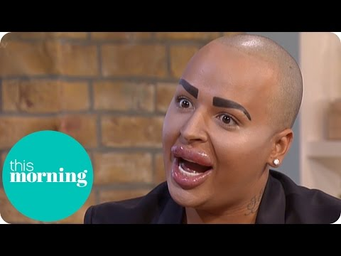 £100,000 To Look Like Kim Kardashian | This Morning