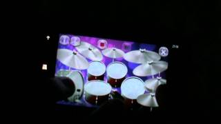 Windows phone   Locked out of Heaven  Drum cover