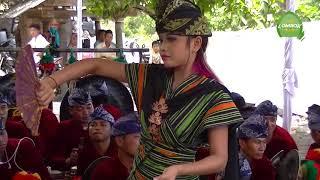 Gendang Beleq Sasak Lombok Di Iringi Penari Cantik