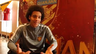 Interview: Axel Witsel on World Cup 2018 Video