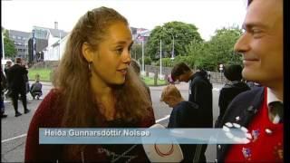 DropBucket til Nationaldag på Færøerne
