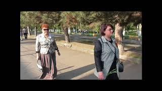 9 мая 2018 г. День победы. Бессмертный полк. Кара-Балта Кыргызстан