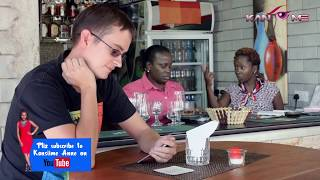 The tipping customer. Kansiime Anne. African comedy