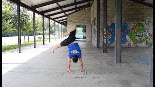 2 Esercizi per Migliorare le Prestazioni in Verticale - Handstand