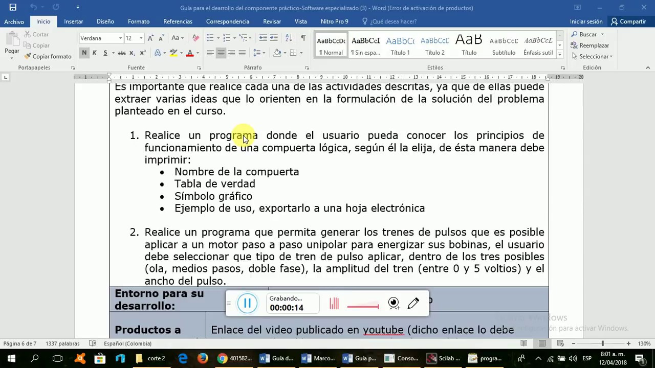 Practica numero 2 software de ingenieria - YouTube