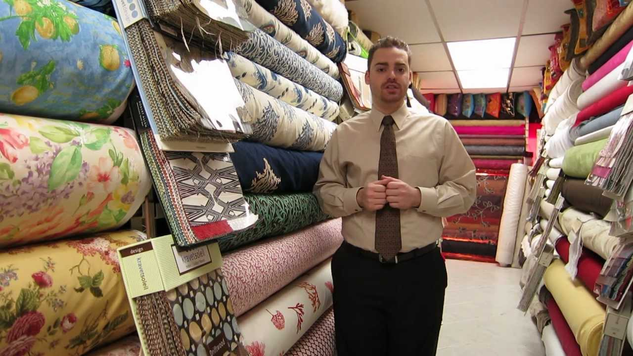 Home Decor Ideas. Decorative Fabrics. Curtain Fabrics. Decorative Pillows  Miami FL   YouTube