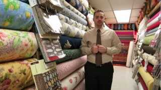 Home Decor Ideas. Decorative Fabrics. Curtain Fabrics. Decorative Pillows Miami FL