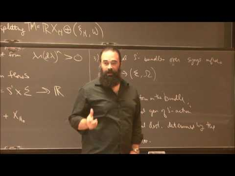 Symplectic field theory and codimension-2 stable Hamiltonian submanifolds - Richard Siefring