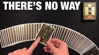 This VISUAL No Set-Up Card Trick Will AMAZE Everyone!