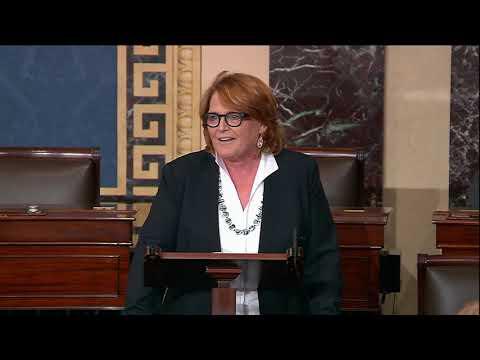 Senator Heitkamp Delivers Final Senate Floor Speech