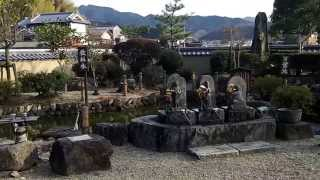 飛鳥寺〜蘇我入鹿首塚 奈良県 明日香村.