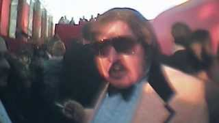 """Tony Clifton kicked out of """"Man on the Moon"""" film premiere (Rare Video)"""