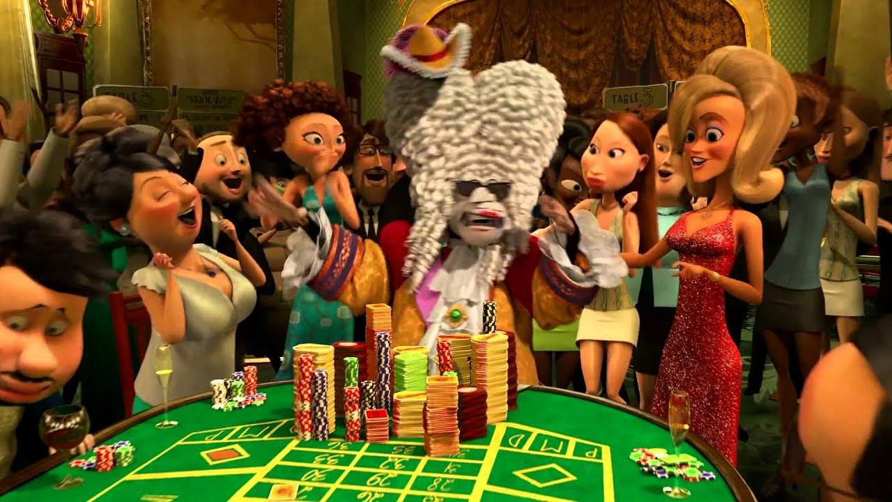 Мадагаскар 3 в казино картинки казино джекпот
