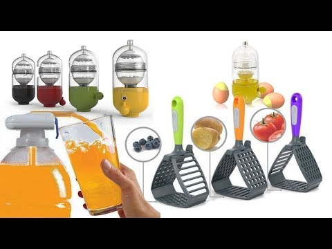8 Useful Kitchen Gadgets You Need || Home Kitchen Gadgets #1