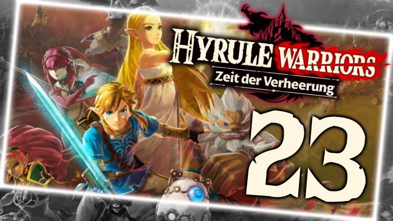 Die Letzten Nebenmissionen 100 Hyrule Warriors Zeit Der Verheerung Part 23 Youtube