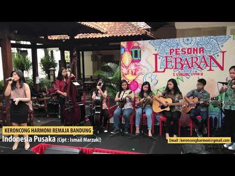Keroncong Harmoni Remaja Bandung - Indonesia Pusaka