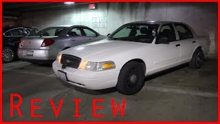 2008 ford crown victoria intercepter review