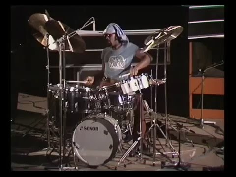 Rare Fusion: Alphonse Mouzon All-Star Band in Germany