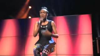 "Idols South Africa 2013 Tumi performs ""Beneath Your Beautiful"" from Labrinth"