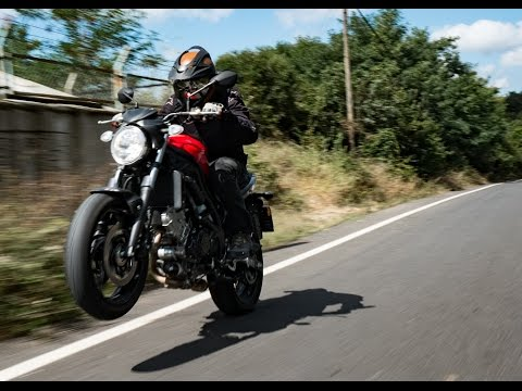 TEST | Suzuki SV650A [English Subtitled]
