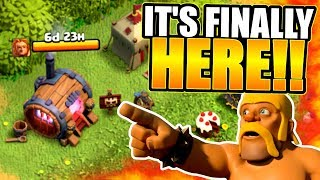 OMG! WE GOT OUR FIRST EVER SUPER TROOP IN CLASH OF CLANS!