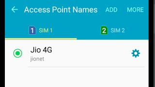Samsung Galaxy J7 J5 J3 j2 Reliance Jio 4G LTE Sim VoLTE settings(, 2016-06-05T12:24:56.000Z)