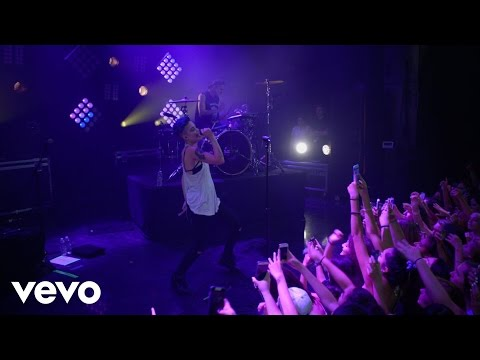 Halsey - Roman Holiday (Vevo LIFT Live)