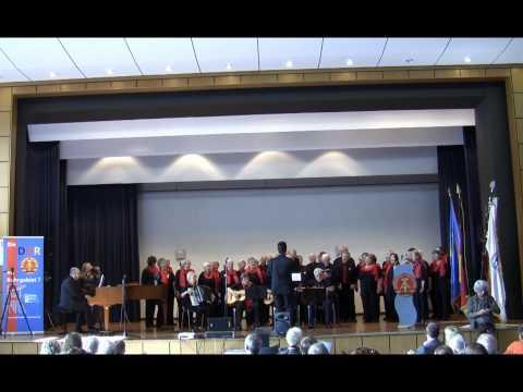 Ernst-Busch-Chor Berlin -  Venceremos