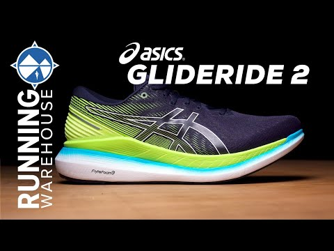ASICS GlideRide 2 First Look Review   A
