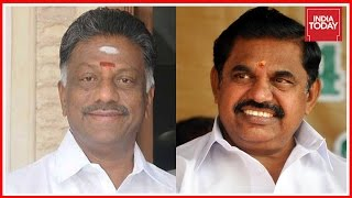 Suspense Builds In Tamil Nadu Over OPS-EPS Merger