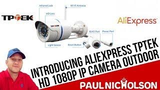 Introducing TPTEK HD 1080P IP …