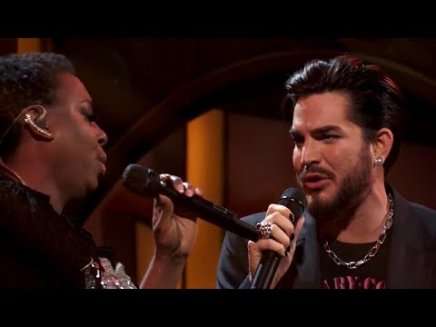 Adam Lambert & Ledisi - As Long as You're Mine (A Very Wicked Halloween) Mp3
