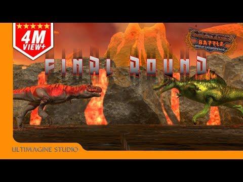 Dinosaurs Battle s1 final
