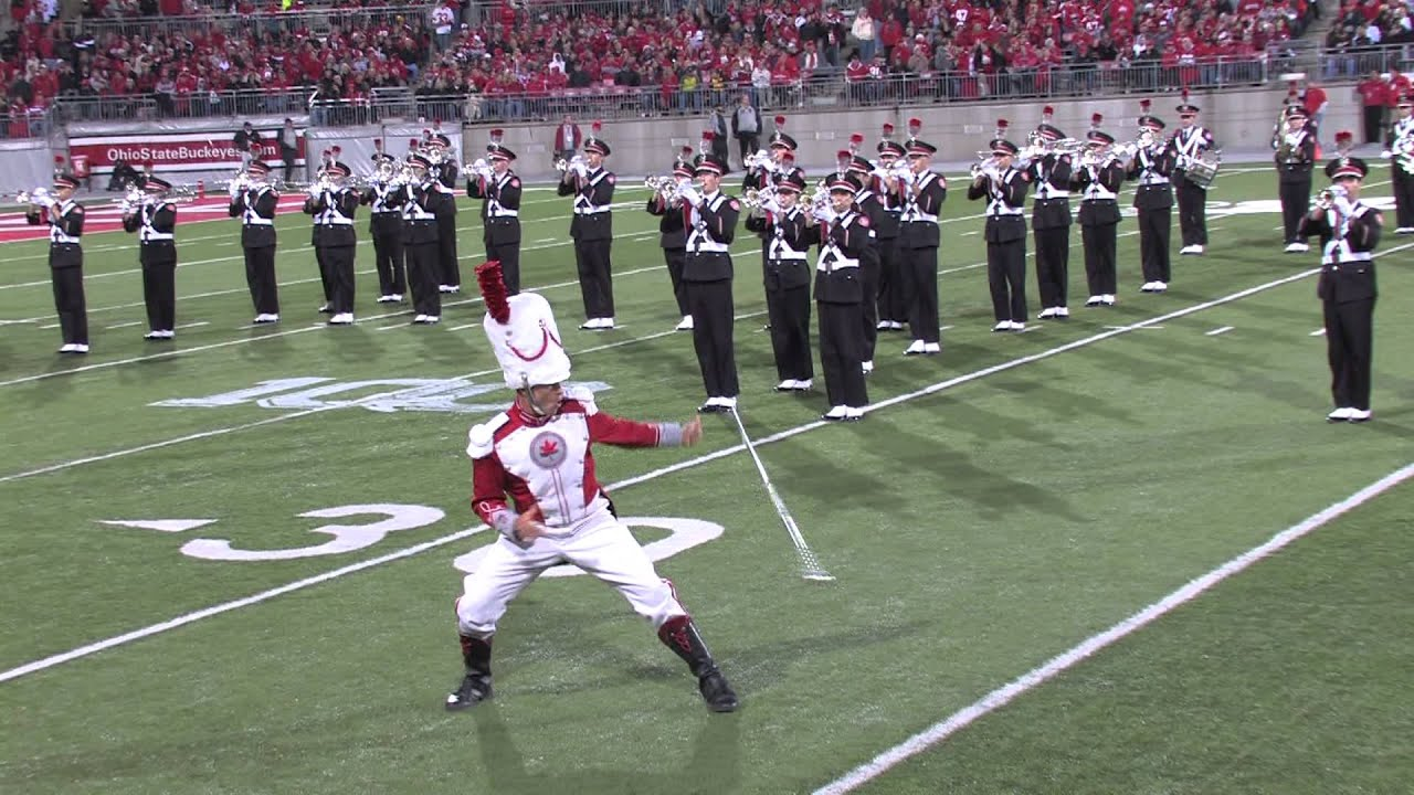 Ohio State University Marching Band - Wikipedia