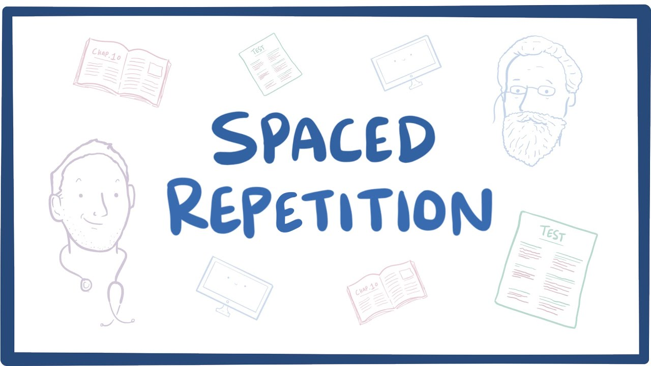 Worksheet Repetition In Learning spaced repetition in learning theory youtube theory