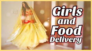 Girls & Food Delivery   Chotu   Rickshawali