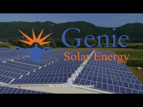 About Us - Genie Solar Energy (Short)