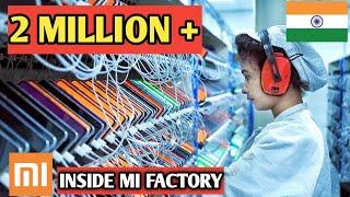 Xiaomi (Mi) factory tour 2020   How Mi phones are made (India)