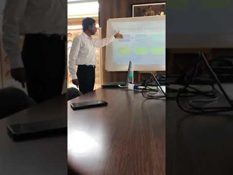 B2B Sales mentoring session at IIM Bangalore