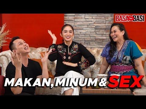 Ussy Deg-degan Ngobrol Sama SEXOLOG Zoya Amirin [Part 1] I BASA - BASI
