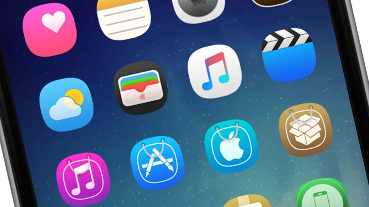 IOS 8 Cydia Theme: Ace IOS 9