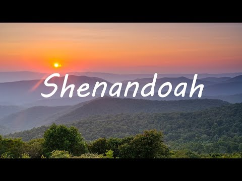 A Day in Shenandoah National Park - Skyline Drive 4K Timelapse Video