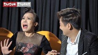 """Phản ứng """"khó đỡ"""" của Việt Hương và Ngô Kiến Huy khi nghe nói đến cát xê đóng cho MV Đan Trường"""