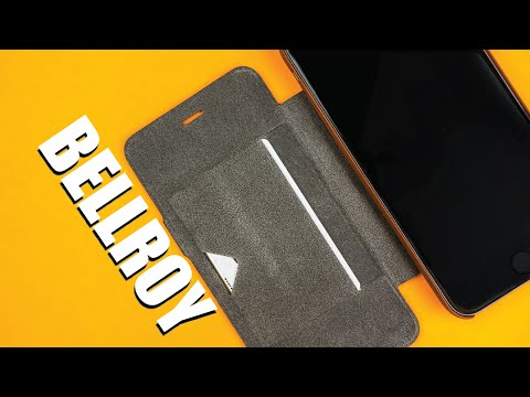 Bellroy Phone Wallet for iPhone 6s Plus - Review