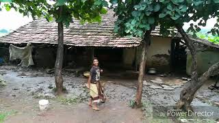 Ramkali ~ Tribal kid demo of martial arts