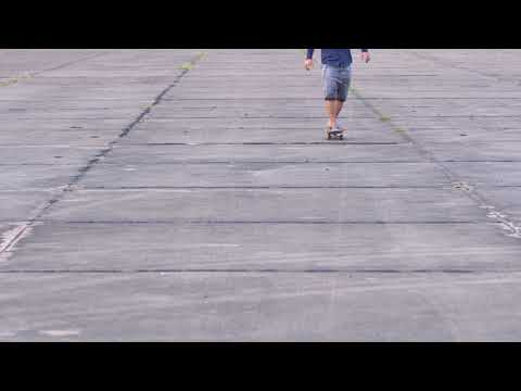 #1 Shot footage : Skateboard newbie.