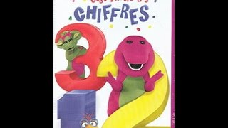 Barney - C'est L'Heure des Chiffres (It's Time for Counting [French])